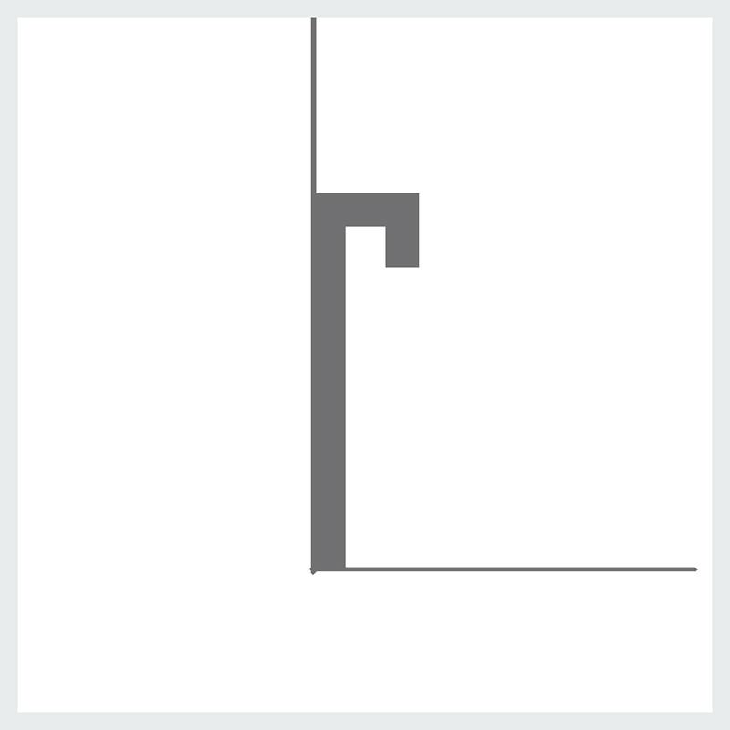 Cornice per led in gesso per illuminazione indiretta 3 for Cornici per strisce led