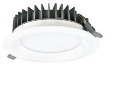 NVC – FARETTO LED AD INCASSO 15W 100° IP40 CRI >80