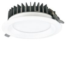 NVC – FARETTO LED AD INCASSO 20W 100° IP40 CRI >80