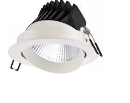 NVC – FARETTO LED AD INCASSO 25W 36° CRI 90