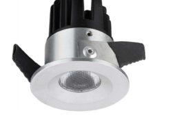 NVC – FARETTO LED AD INCASSO 2W 30° IP20