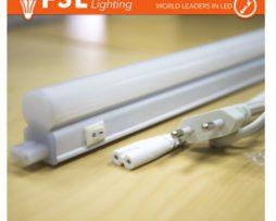 Plafoniera Led 150 Cm 2x22w : Tubi led luceled