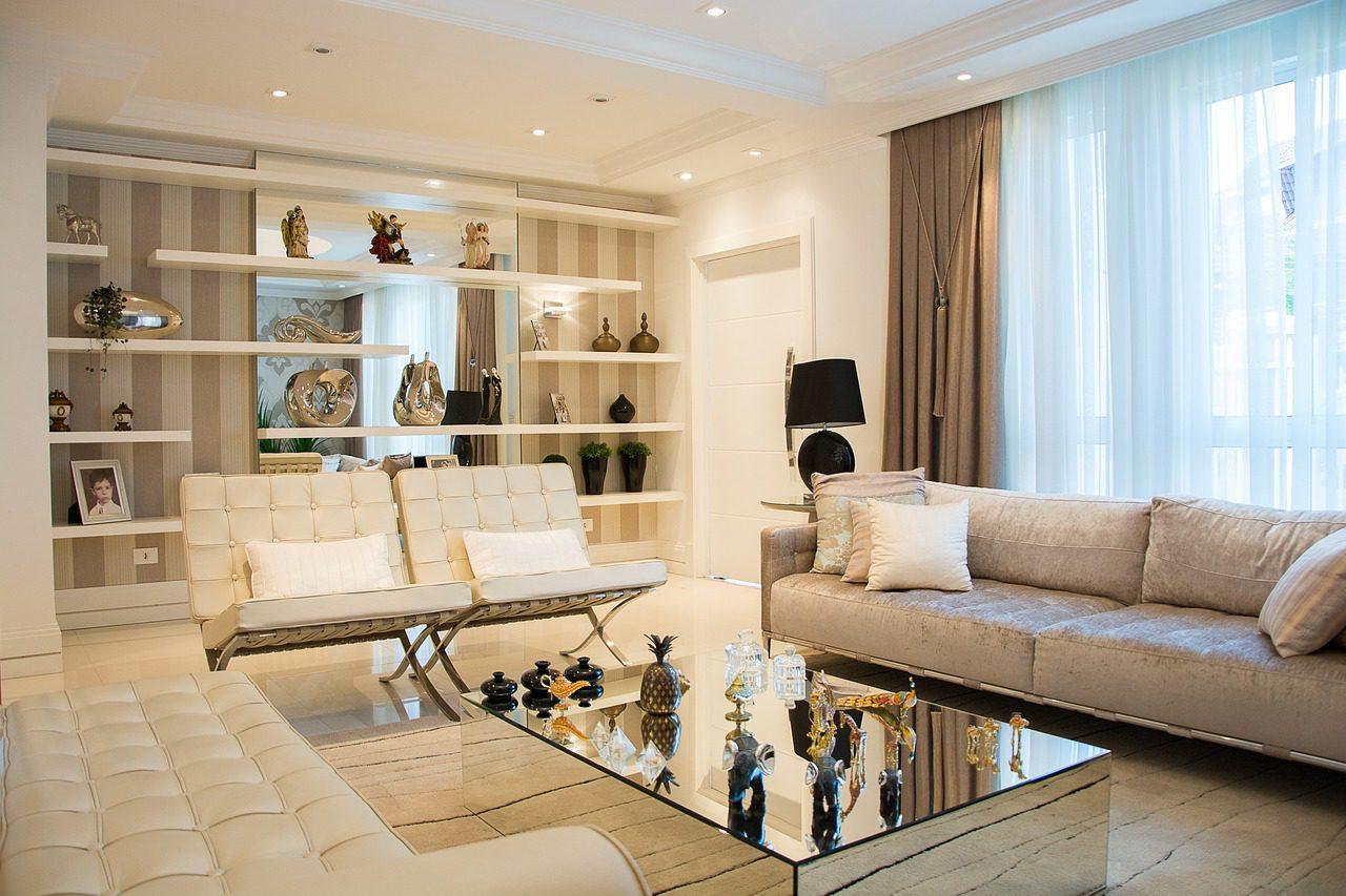 Come illuminare la zona living di casa luceled