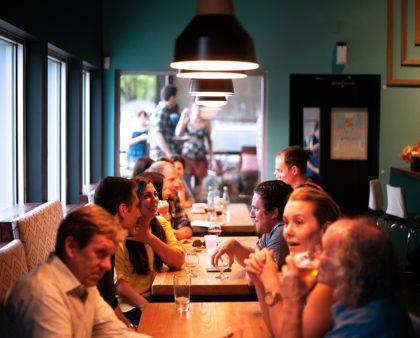 L'importanza della luce in un bar o ristorante