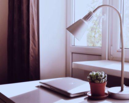 Come illuminare la zona studio di casa