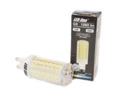LED LINE LAMPADINA LED BULBO G9 CERAMIC 12W MOD. 248900 / 248917 / 248924