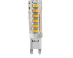 QTECH LAMPADINA LED G9 BULBO 4,5W MOD. 90040007 / 90040008