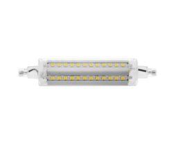 WIVA LAMPADINA LED R7S SMD BULBO TUBOLARE 10W L118 MM MOD. 12100600 / 12100601