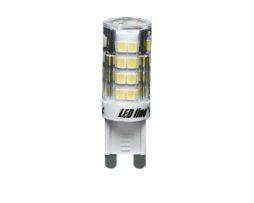 LED LINE LAMPADINA LED G9 BULBO CERAMIC 4W MOD. 245480 / 245534 / 245541