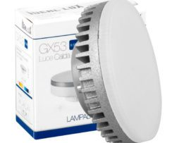 IDEAL LUX – LAMPADINA LED GX53 9,5W 200°