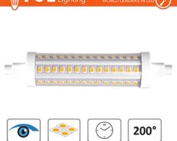 FSL LAMPADINA LED R7S 9,5W L118 25x118mm CRI80