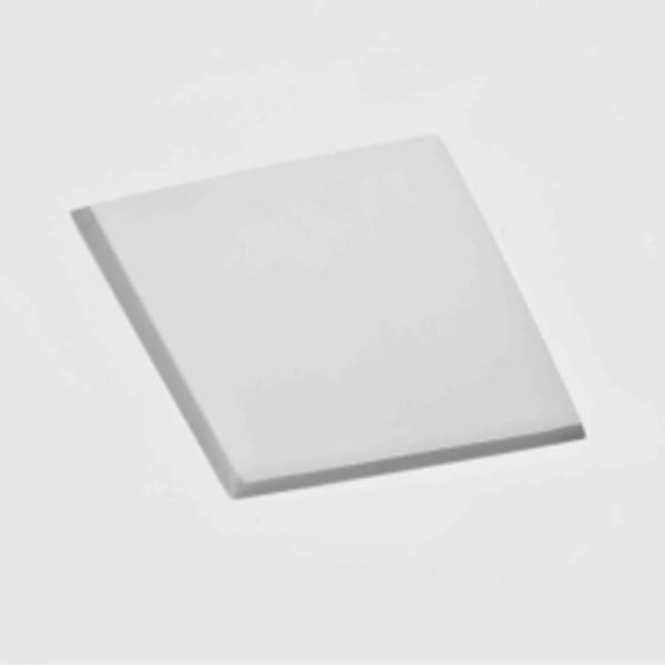 Faretti Per Cartongesso Quadrati.Altezza Faretti In Gesso Inspiracao De Design De Lampada